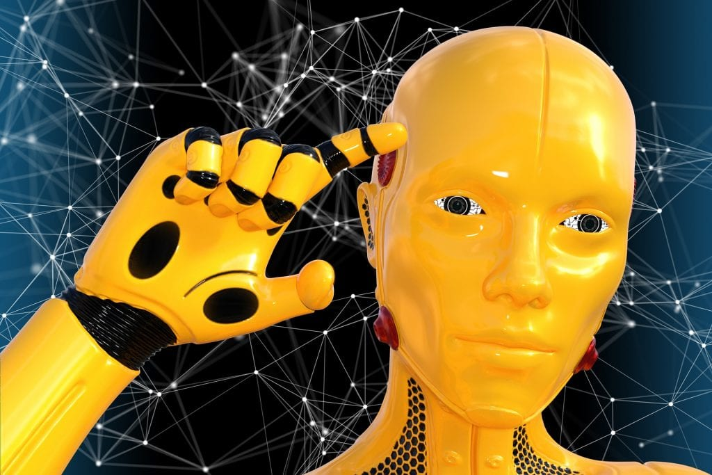 robot doktor