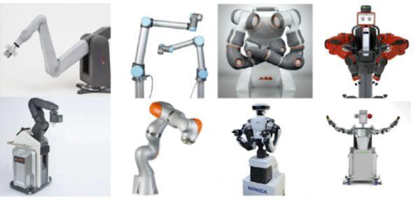 Robot pazari