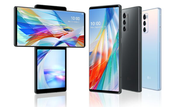 LG'ye ait akıllı telefonlar